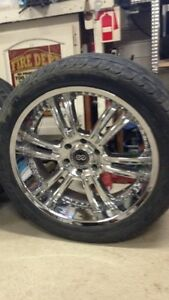 "ENKIE performance terrain 22""Bolt pattern 6/139.7"