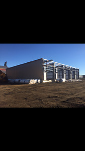 Commercial bays from 1500 - 1600 SF available in Stony Plain