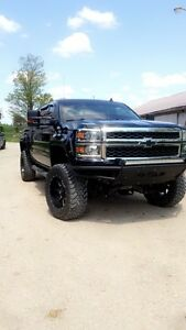 Custom lifted 2014 Chevy  Stratford Kitchener Area image 7
