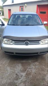 2005 Volkswagen Golf peu nego!!