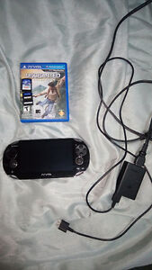 PS Vita+3 games for a 125 dollars