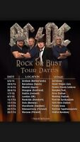 AC/DC Tickets Vancouver