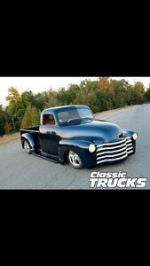*wanted* 1947-1953 Chevy pickup