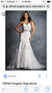 Wedding gown for sale - brand new never worn