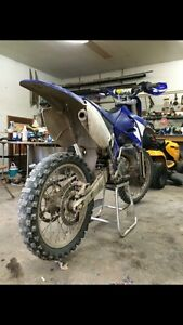 2002 yz125 fresh top end for sale or trade for sport bike