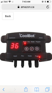 Cool-Bot Walk-in Cooler temperature controller