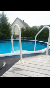 """Great 18"""" pool for sale"""