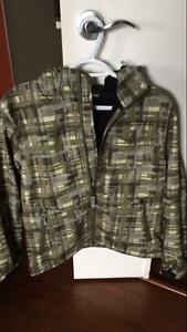 Firefly boys youth jackets with fleece lining 25 each i