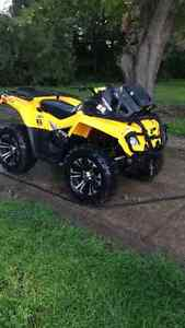 Canam outlander 800 xt *new price*