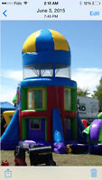 Inflatable bouncers for SALE. Start your own business right away