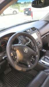 2006 Acura MDX SUV Silver & Black Leather  (Clea and Reliable) London Ontario image 3