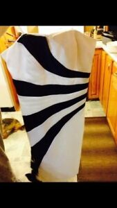 Black&White Dress