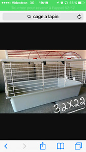 4383468505 cage à lapin