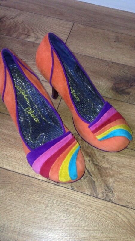 Irregular choice excellent condition