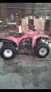 2007 Yamaha big bear
