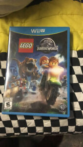 Jurassic World LEGO - Wii U