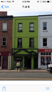 DOWNTOWN WATER ST. PRIME RETAIL STORES  FOR LEASE