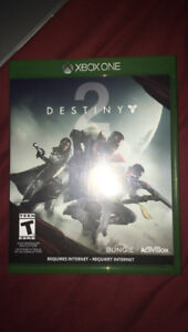 DESTINY 2 BRAND NEW PLAYED ONCE