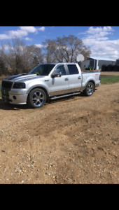Swap - trade ROUSH fx4 for 4 seat side by side