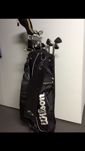 Sac et baton de golf King Cobra Oversize II