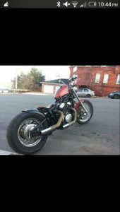 1992 Honda Shadow (Bobber)