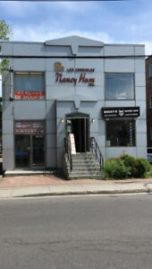 COMMERCIAL SPACE FOR RENT ON GROUND FLOOR NEXT TO METRO STATION