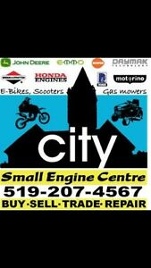 City Small Engine Centre now open London Ontario image 8