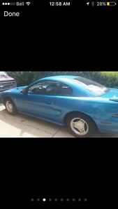 1994 Ford Mustang ($2800) or TRADE