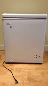 White Danby Chest Freezer - 4 years old