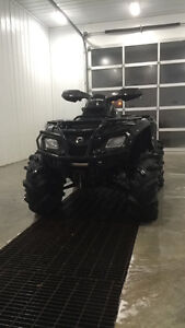 Reduced! 2011 Can Am Outlander XT