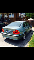2002 BMW 3-Series Sedan 325 AWD Good Condition AS IS $1150