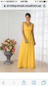 Bridesmaid dress brand new London Ontario image 4