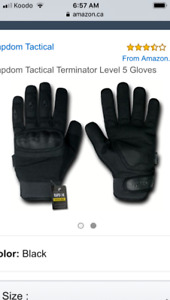 Rapdom Tactical Gloves