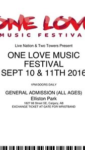One Love Music Fest