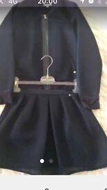 DESIGNER JACKETS Mrs Grant DKNY ZARA also MRS GRANT two piece jacket skirt