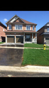 New House for Rent in Oshawa