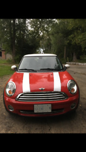 2007 MINI Classic Mini Coupe (2 door)
