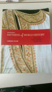 Patterns of world history combined volume