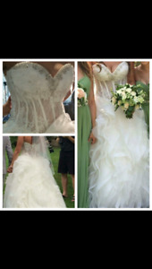 Gorgeous wedding dress - MUST SEE
