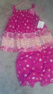 NEW Girl Toddler Clothes-Sizes 6 mnths to 4T