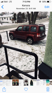 Selling due to recent illness-JEEP Sport