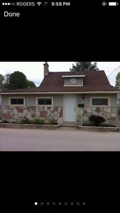 Port Stanley house, short term rental