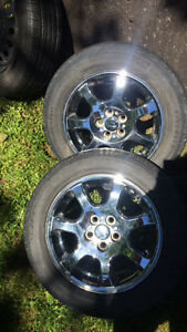 "16"" TOYOTA CHROME MAGS"