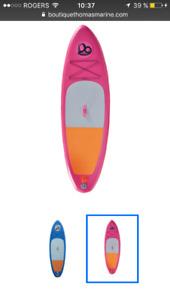 **PRIX RÉDUIT** Planche à pagaie/Stand Up Paddle board gonflable