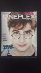 Harry Potter Collector's Item - Deathly Hallows Magazine