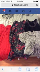 Maternity clothes size Sml and Med