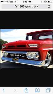 Looking for headlight assembly 1960-64 gmc truck
