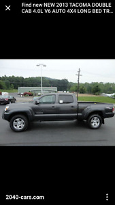 Looking to buy a 2012-2014 Toyota Tacoma