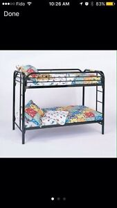 Brand new twin/twin bunk bed $278 END OF YEAR SALE!!!