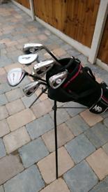 Golf clubs - Junior golf clubs.